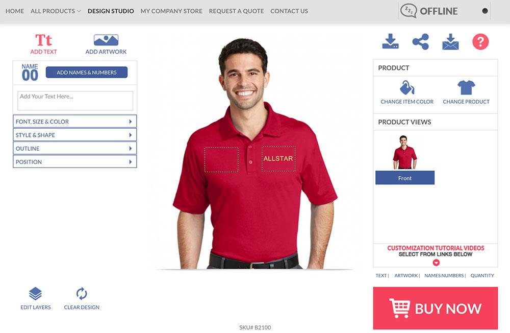 Product Customization Advantages Using Inkybay