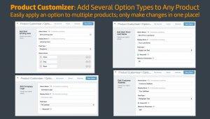 最佳Shopify应用程序产品定制Shopstorm示例