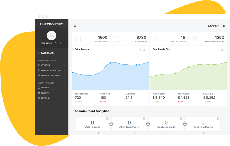 Checkoutify Best Shopify Apps Print Ecommerce
